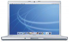 """MacBook Pro 17"""" (2.1) Model 2006 A1212"""