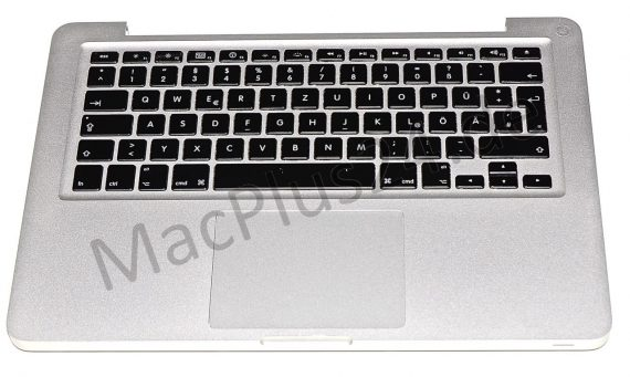 "Original Apple Topcase & Tastatur Deutsch & Trackpad MacBook Pro 13"" ( Early 2011 / Late 2011) A1278 -0"
