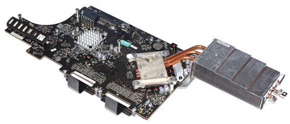 "LogicBoard 2,8 GHz Core i7 (A1312 ) 820-2733-A iMac 27"" Late 2009 A1312 -5576"