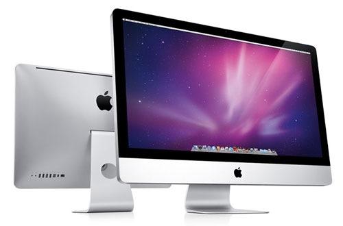"Apple iMac 27"" 3,06 GHz 4 GB RAM 1 TB HDD-0"