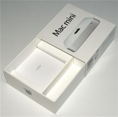 Originalverpackung OVP Mac Mini Unibody A1347 -344