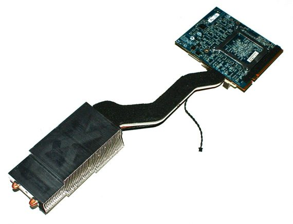 "iMac 24"" Grafikkarte Videokarte NVIDIA GeForce 8800 GS 512 MB VRAM A1225 730-0483 Mid 2008 -0"