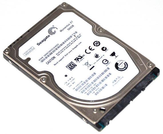 "Mac Mini A1283 Hard Drive / Festplatte SATA 2,5"" Seagate ST95005620AS 500GB -0"