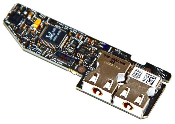 Mac Mini Audio Board 820-2365-A 922-8803 A1283 Late 2009-0