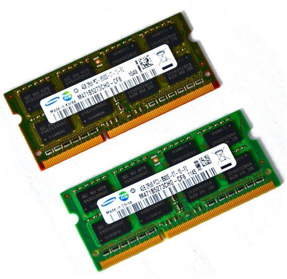 Mac Mini Memmory / Arbeitsspeicher A1283 Late 2009-0