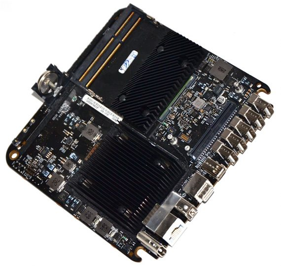 Mac Mini LogicBoard 2,26 GHz Core 2 Duo (A1283 ) 820-2366-C Late 2009-0