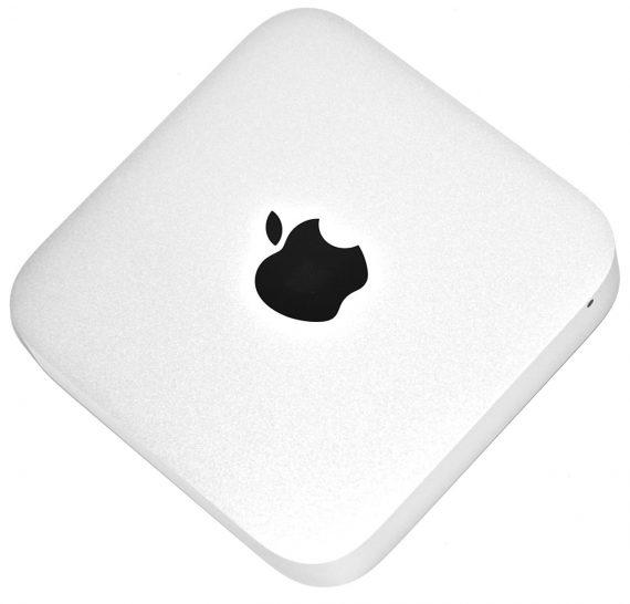 Mac Mini Unibody Housing / Gehäuse A1347 I5 I7 Mid 2011-0