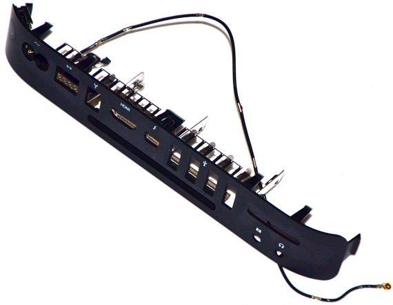 Mac Mini Unibody Rear Port Bezel mit Power Button 818-2430 A1347 I5 I7 Mid 2011 -312