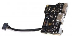 "Original Apple DC-IN MagSafe I/O Audio Board 820-3057-A MacBook Air 13"" Mid 2011 A1369 922-9963-0"