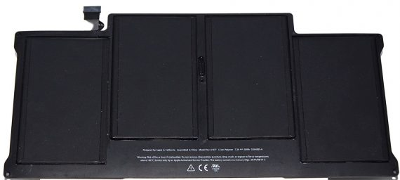 "Original Apple Battery / Akku A1377 205 Ladezyklen MacBook Air 13"" Mid 2011 A1369 661-5731, 661-6055-0"