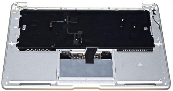 """Original Apple Topcase Tastatur Trackpad MacBook Air 13"""" A1369 Mid 2011 661-5735, 661-6059 -520"""