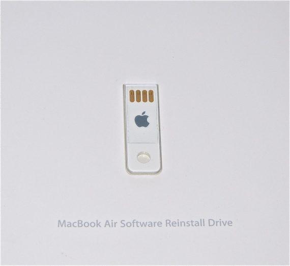 "Original Apple Software Reinstall Drive Mac OS X 10.6 iLife '11 MacBook Air 13"" A1369 Mid 2011 -0"