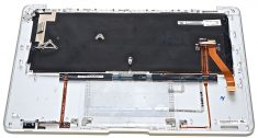 "Original Apple Topcase Tastatur Deutsch Trackpad MacBook Air 13"" Model A1237 -556"