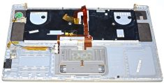 "Original Apple Topcase & Tastatur Deutsch & Trackpad MacBook Pro 15"" A1226-731"