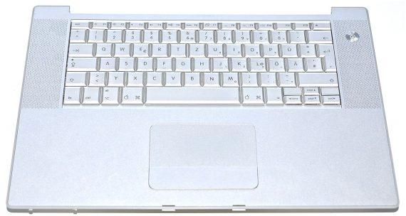 "Original Apple Topcase & Tastatur & Trackpad MacBook Pro 15"" A1150 -0"
