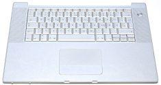 "Original Apple Topcase & Tastatur Deutsch & Trackpad MacBook Pro 15"" A1226-0"