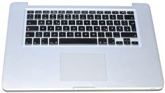 "Original Apple Topcase & Tastatur & Trackpad MacBook Pro Unibody 15"" Mid 2010 A1286-0"