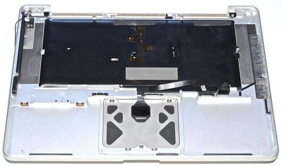 "Original Apple Topcase & Tastatur & Trackpad MacBook Pro Unibody 15"" Mid 2010 A1286-720"