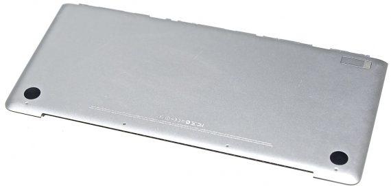 """Original Apple Lower Case / Gehäuse MacBook Pro Unibody 15"""" Late 2008 / Early 2009 A1286 922-8709-0"""