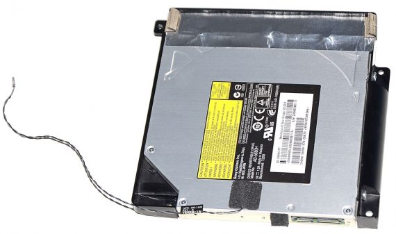 "SuperDrive OPTIARC DVD RW AD-5680H iMac 27"" Mid 2010 A1312-0"