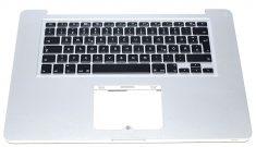"Original Apple Topcase inkl. Tastatur Deutsch MacBook Pro Unibody 15"" Mid 2010 A1286 -0"