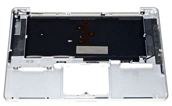 "Original Apple Topcase inkl. Tastatur Deutsch MacBook Pro Unibody 15"" Mid 2010 A1286 -666"