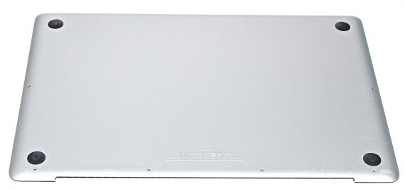 """Original Apple Lower Case / Gehäuse Unterteil MacBook Pro Unibody 15"""" Mid 2010 A1286 -0"""