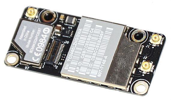 "Original Apple Airport Karte 607-7148-A MacBook Pro Unibody 15"" Mid 2010 A1286 661-5515-0"