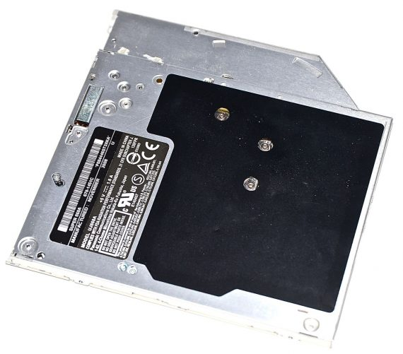 "Original Apple SuperDrive / Laufwerk MacBook Pro Unibody 15"" Model UJ868A SUPER 868A 678-1451C A1286-0"