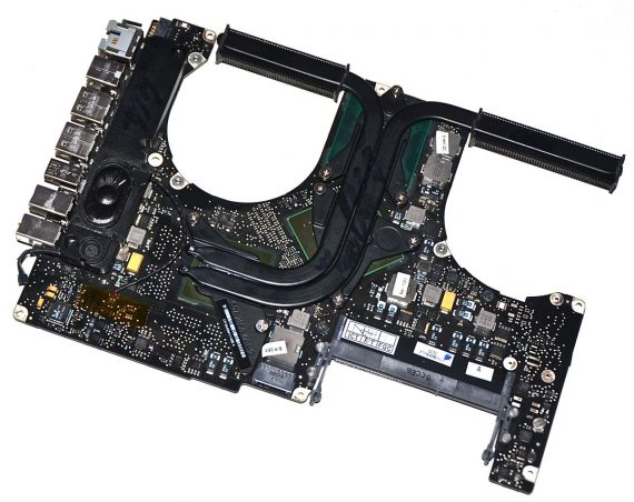 "Original Apple Logicboard MainBoard 820-2330-A 2,53GHz MacBook Pro Unibody 15"" Late 2008 / Early 2009 A1286 -750"
