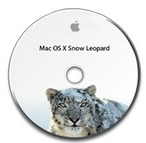 Original Apple 2 DVD MAC OS X 10.6.2 Mac Mini A1283 Late 2009-0