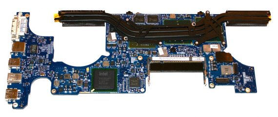 "MacBook Pro 17"" Logicboard Mainboard 2,5GHz Model A1261-1229"