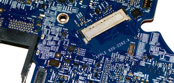 """MacBook Pro 17"""" Logicboard Mainboard 2,5GHz Model A1261-1230"""