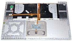 "MacBook Pro 17"" Topcase & Tastatur & Trackpad Model A1151-788"