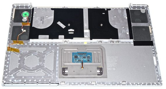 "MacBook Pro 17"" Topcase / Upper Case Model A1151 -862"
