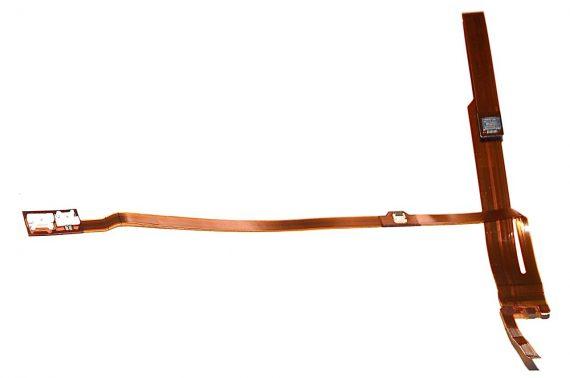 "MacBook Pro 17"" Top Case flex Kabel / Trackpad Kabel 821-0451-A Model A1151 -0"