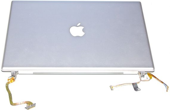 "Original Apple Komplett Display Assembly LED MacBook Pro 15"" Model A1226 -896"