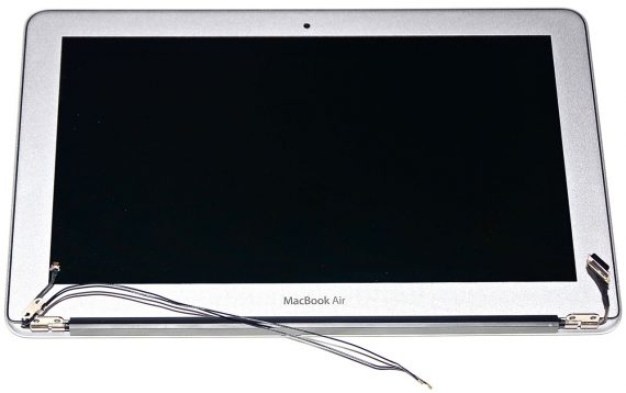 "Original Apple Display Assembly Komplett LCD MacBook Air 11"" Model A1370 Mid 2011 661-6069-0"