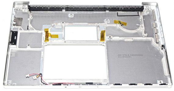 """Original Apple Lower Case / Gehäuse Unterteil MacBook Pro 15"""" Model A1211 -926"""