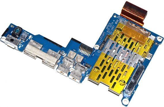 "MacBook Pro 17"" DC-IN MagSafe I / O Board 820-2274-A Model A1261-0"