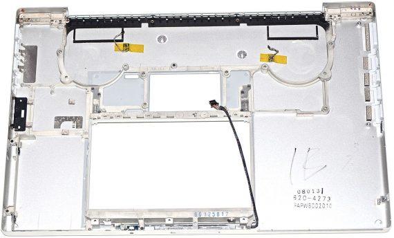 """MacBook Pro 17"""" Lower Case / Gehäuse Unterteil Model A1261-1015"""