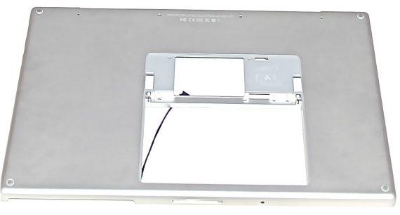 """MacBook Pro 17"""" Lower Case / Gehäuse Unterteil Model A1261-0"""