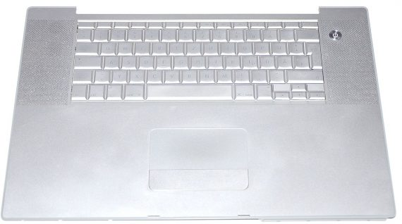 "MacBook Pro 17"" Topcase / Tastatur Deutsch Model A1261-0"