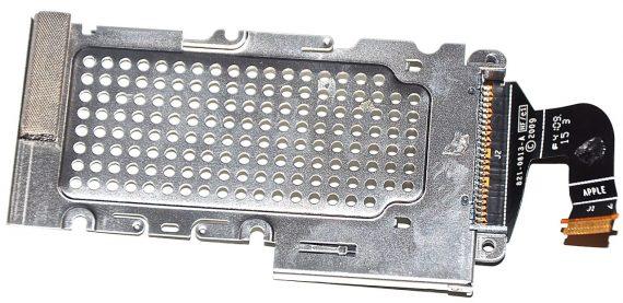 "Original Apple Cardreader 821-0813-A MacBook Pro 17"" Model A1297 Early / Mid 2009-0"