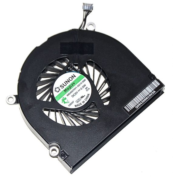 "MacBook Pro 17"" Right Fan / Lüfter rechts MG45070V1-Q010-S99 Model A1297 Early / Mid 2009-0"