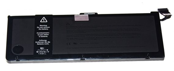 """MacBook Pro 17"""" Akku / Batterie 325 Ladezyklen Model A1309 Early / Mid 2009-0"""