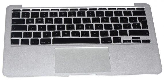 "Original Apple Topcase Tastatur Deutsch TRACKPAD MacBook Air 11"" Model A1370 Late 2010 661-5739-0"