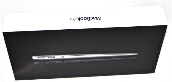 "Apple Originalve​rpackung OVP MacBook Air 11"" Model A1370 Late 2010-1176"
