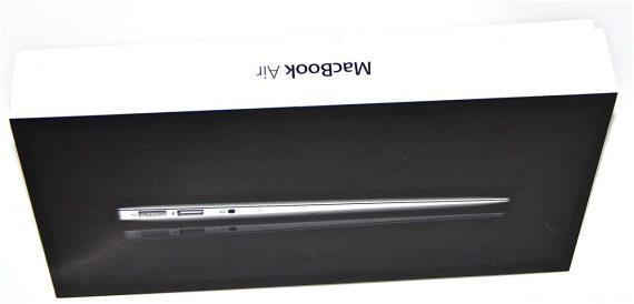 "Apple Originalverpackung OVP MacBook Air 11"" Model A1370 Late 2010-1176"