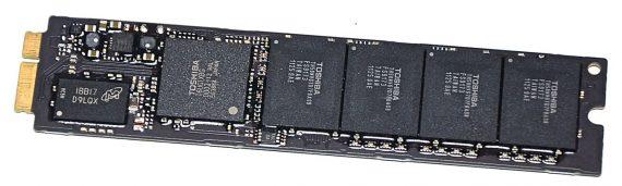 "Original Toshiba 64GB SSD THNSNC064GMDJ MacBook Air 11"" 13"" A1369 A1370 Late 2010 / Mid 2011 661-5682-0"